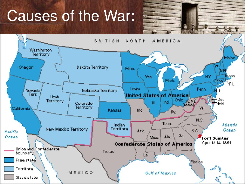 Causes of the War: