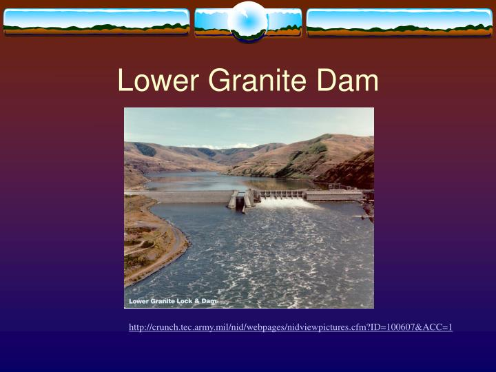 Lower Granite Dam