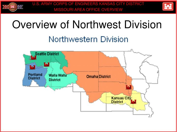 Overview of Northwest Division