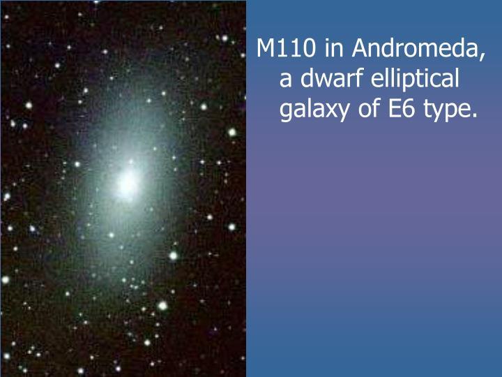 M110 in Andromeda,