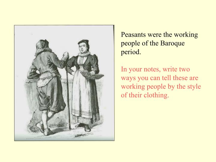 Ppt baroque period 1600 1750 powerpoint presentation for During the baroque period