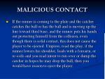 malicious contact1