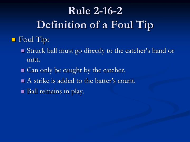 Rule 2-16-2