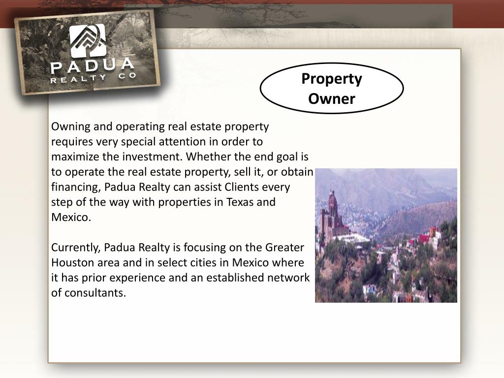 Property Owner