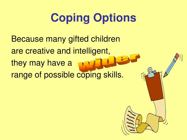 Coping Options