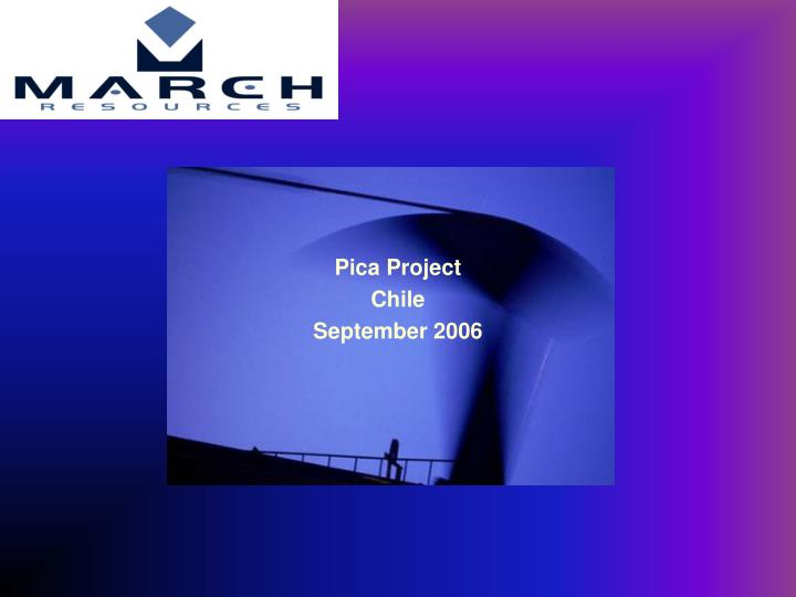 Pica Project