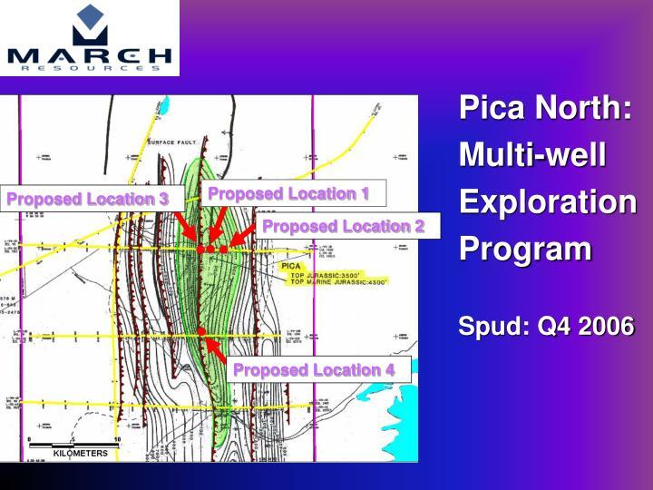 Pica North: