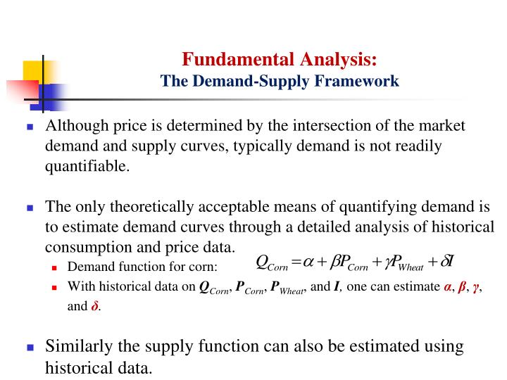 Fundamental Analysis: