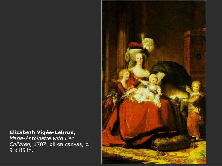 Elizabeth Vigée-Lebrun,
