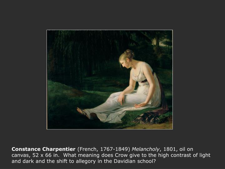 Constance Charpentier