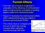 furnish effects