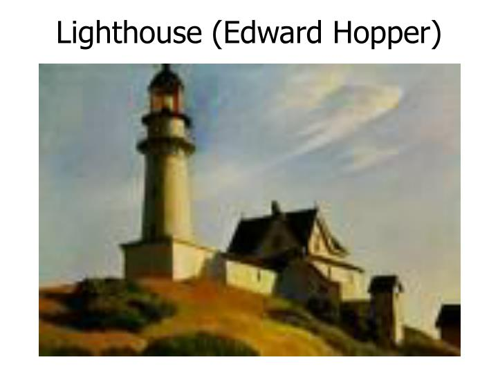 Lighthouse (Edward Hopper)