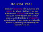 the creed part 3