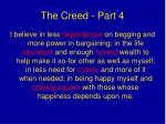the creed part 4