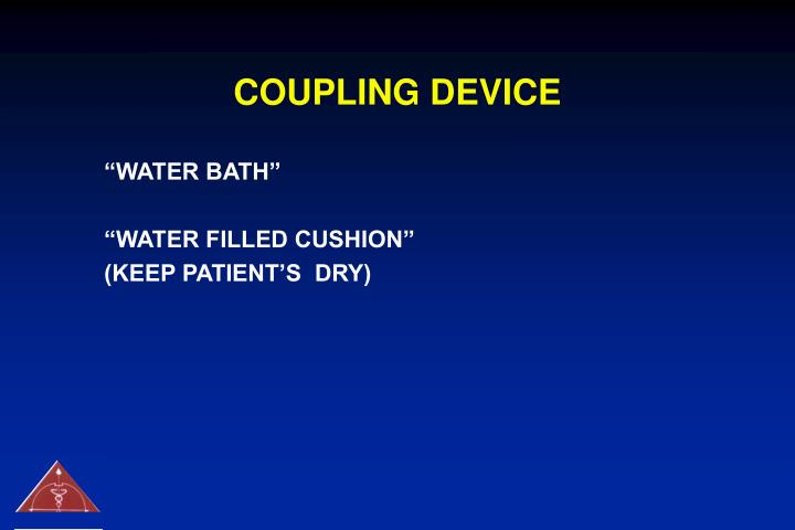 COUPLING DEVICE