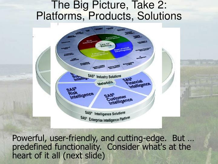 The Big Picture, Take 2: