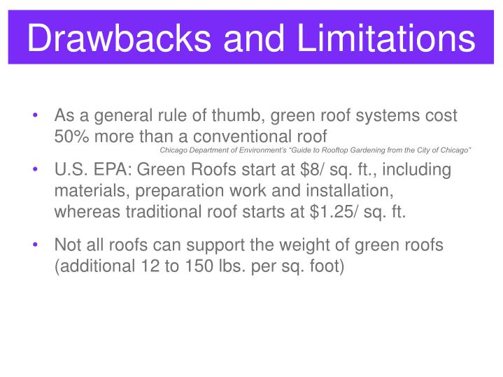 Ppt green roofs powerpoint presentation id 1260340 for Green roof cost per square foot