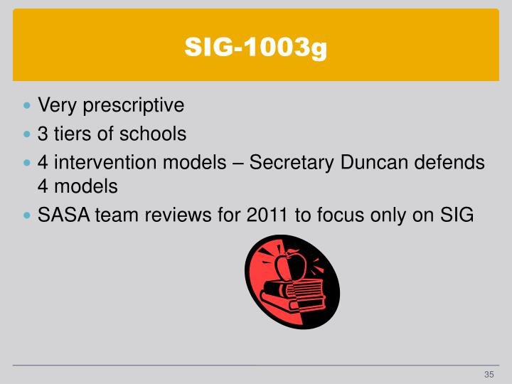 SIG-1003g