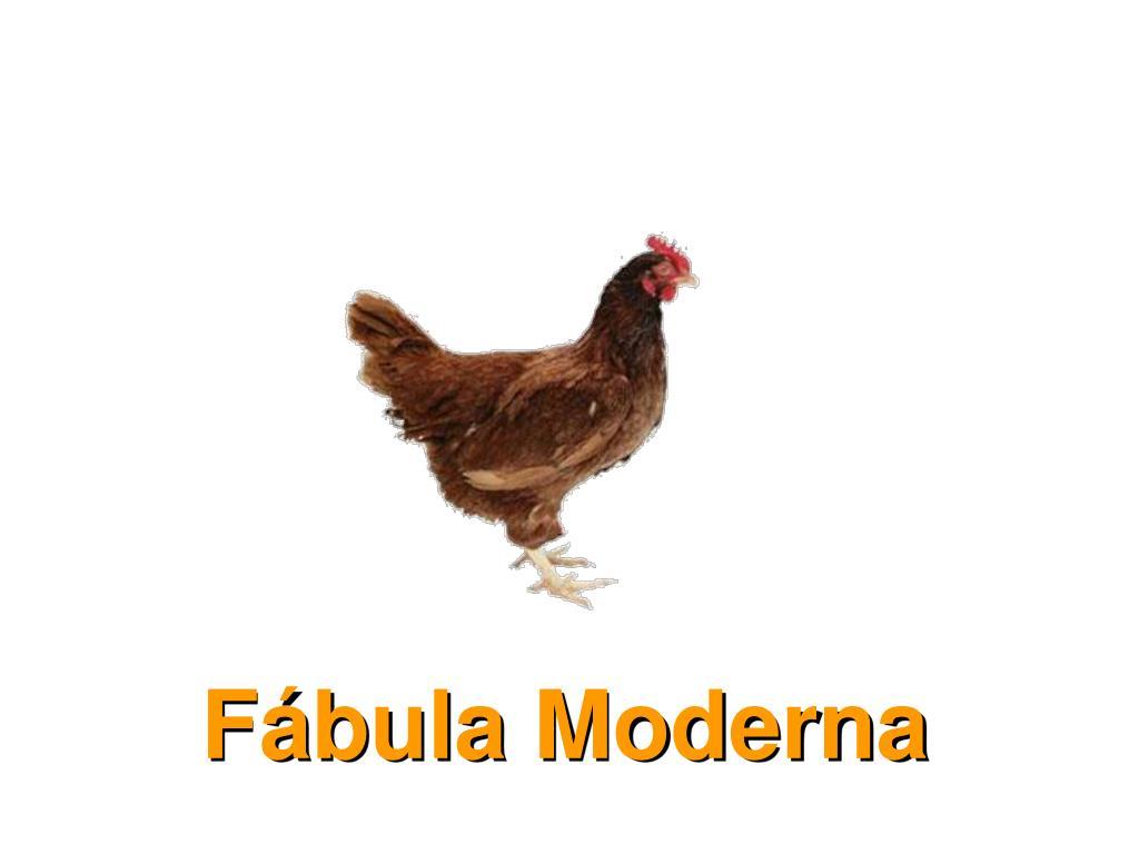 Fábula Moderna