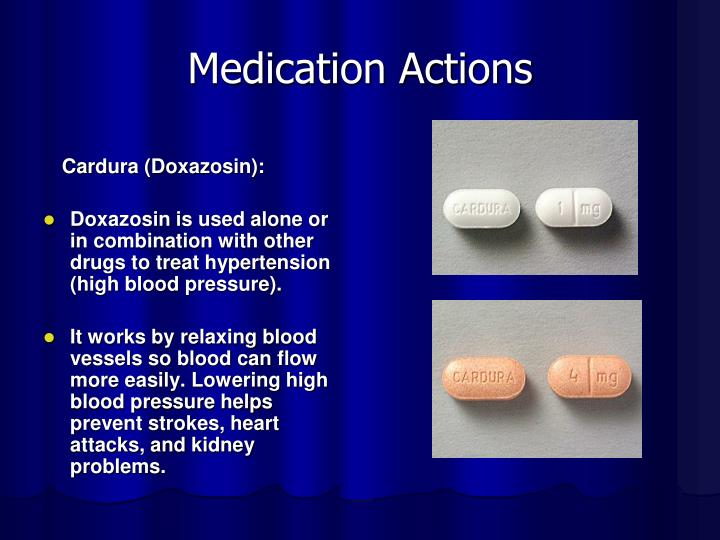 Medication Actions
