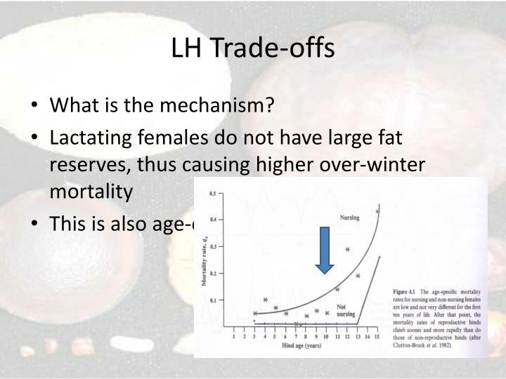 LH Trade-offs