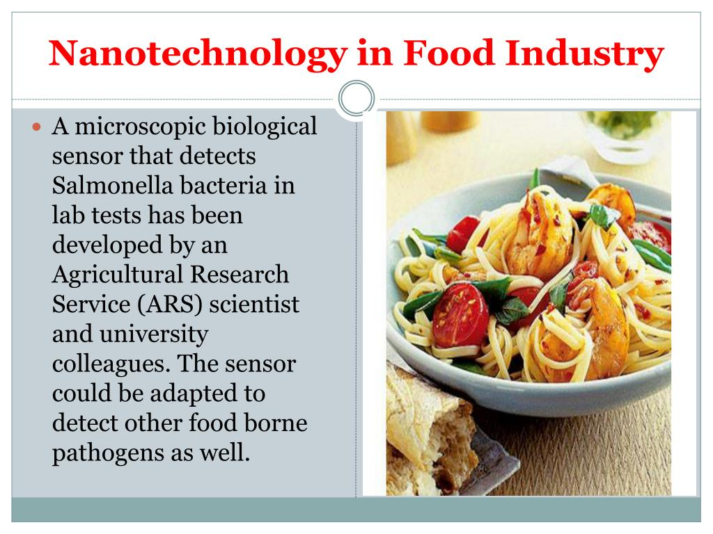 Nanotechnology in Food Industry