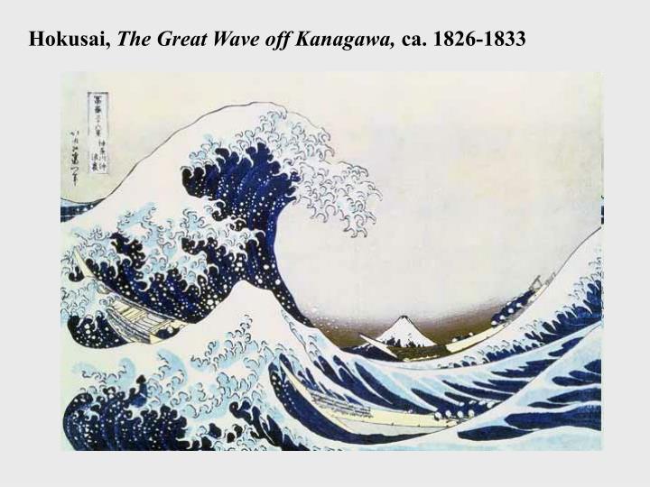 Hokusai,