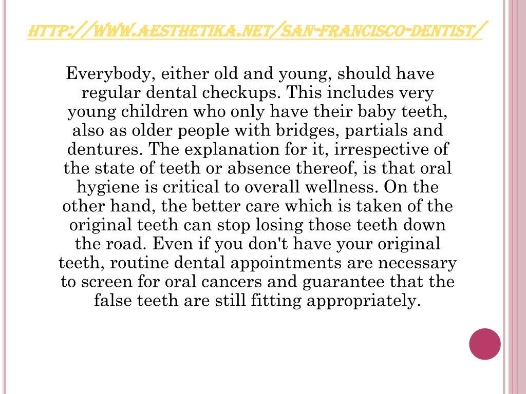 http://www.aesthetika.net/san-francisco-dentist/