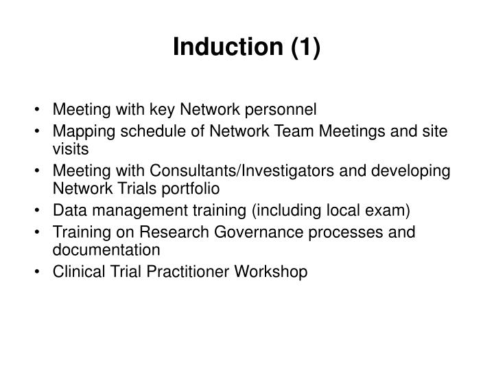 Induction (1)