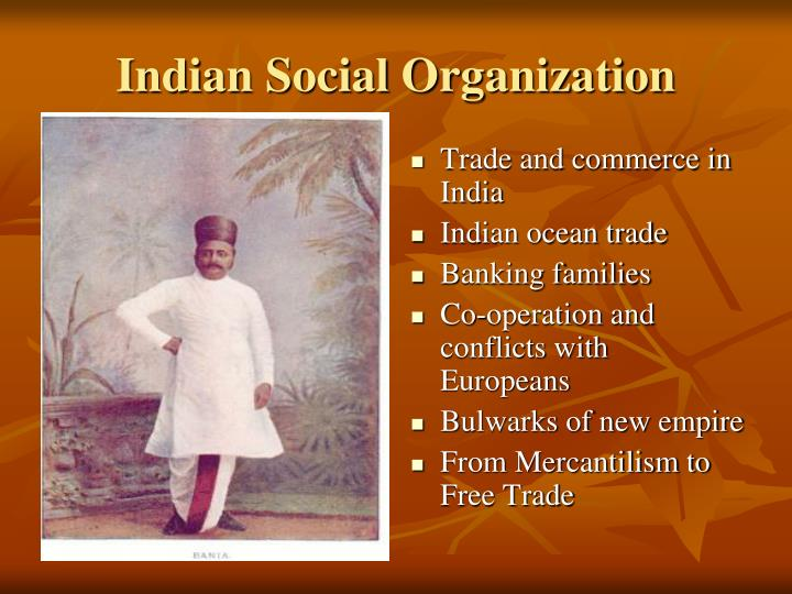 Indian Social Organization