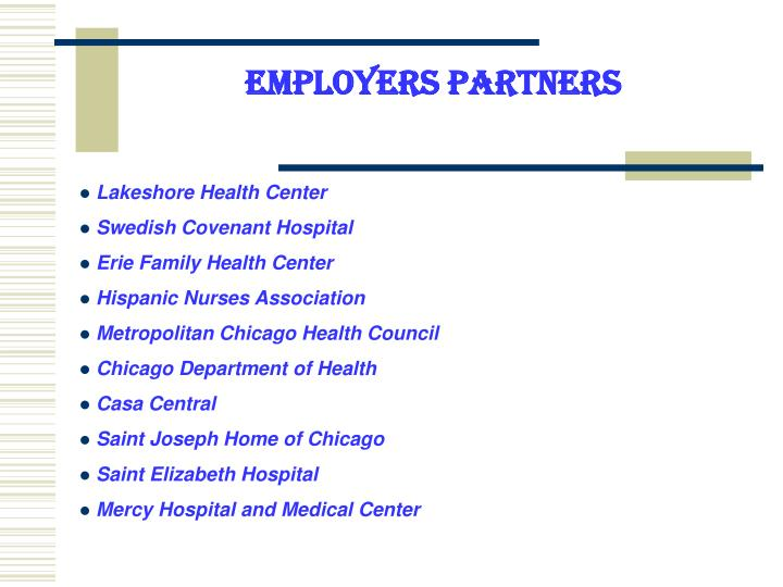 Employers Partners