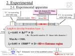 2 experimental 2 1 experimental apparatus2