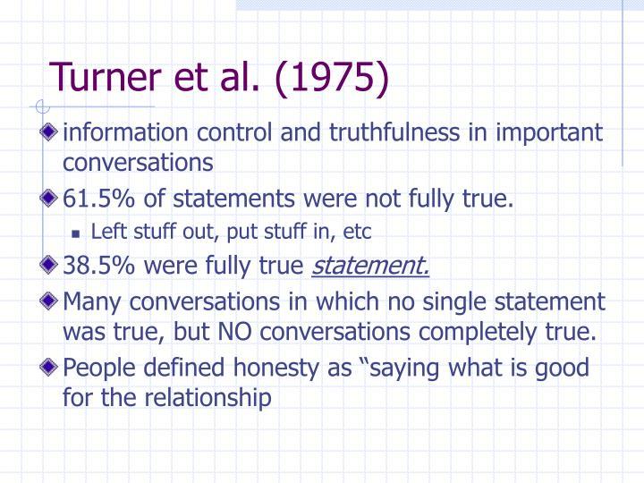 Turner et al. (1975)
