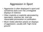 aggression in sport1