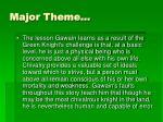 major theme2