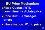 eu price mechanism