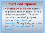 fact and opinion1