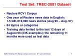 test set trec 2001 dataset