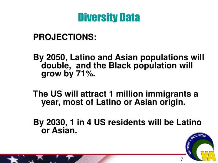 Diversity Data