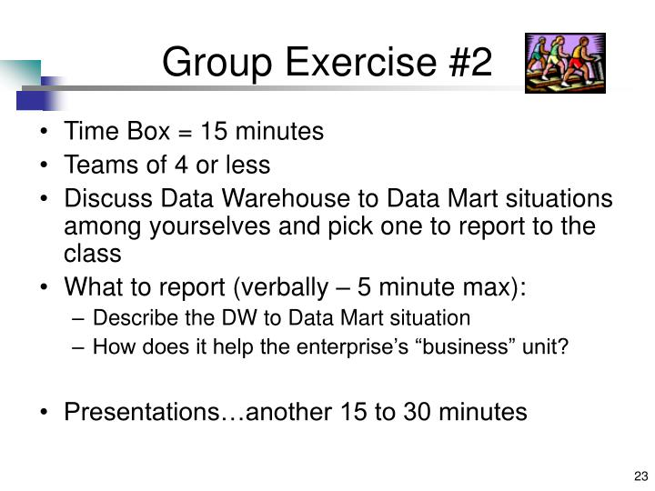 Group Exercise #2