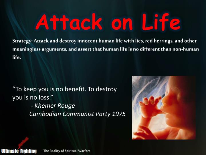 Attack on Life
