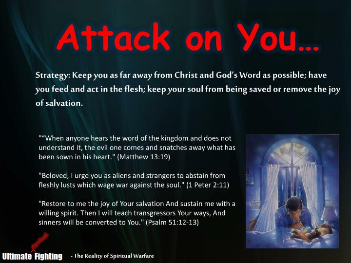 Attack on You…