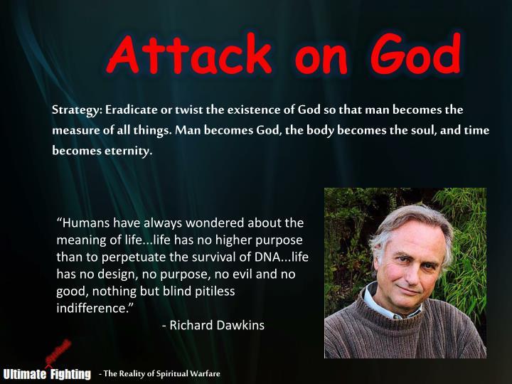 Attack on God