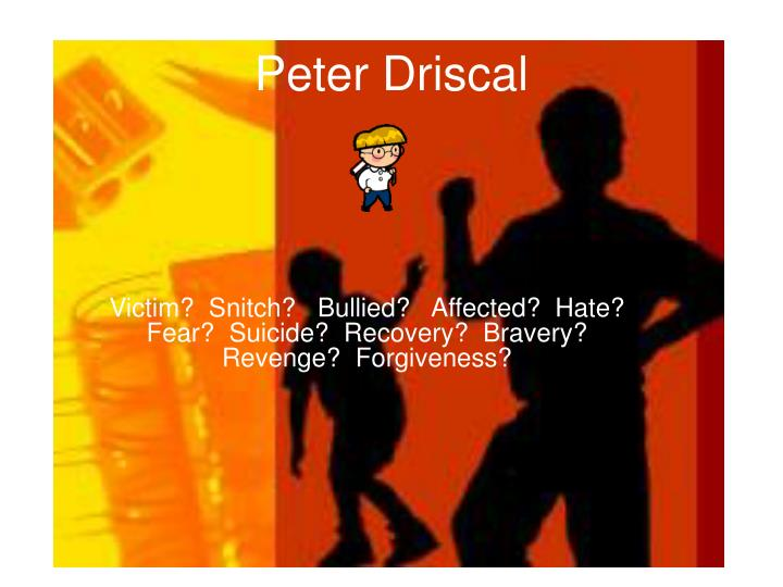 Peter Driscal