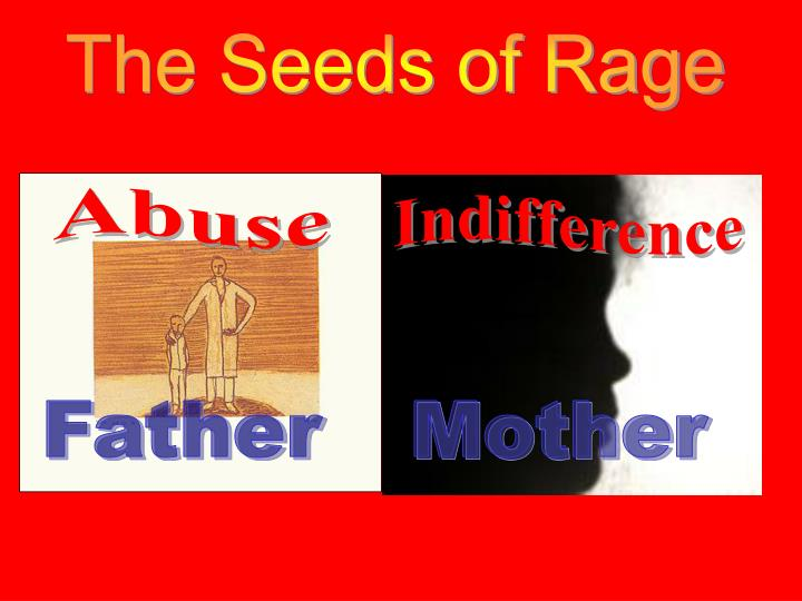 The Seeds of Rage