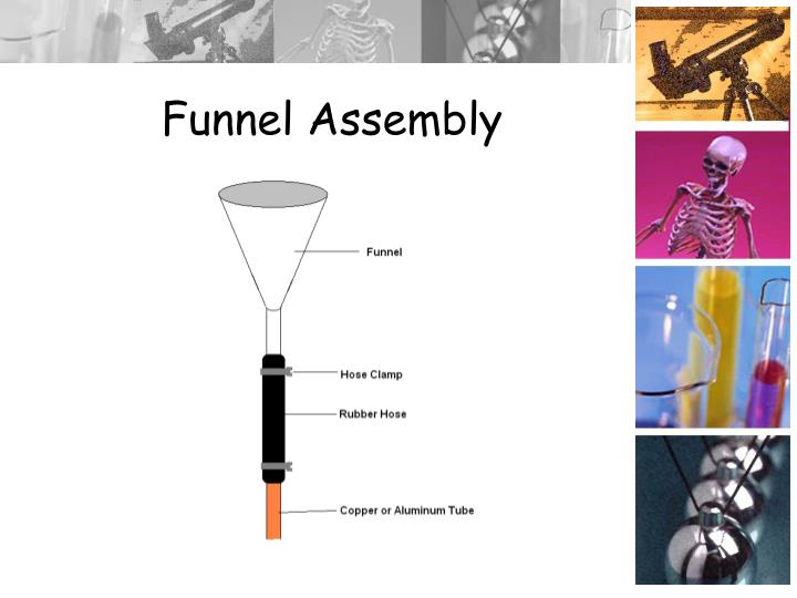 Funnel Assembly