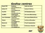 godisa centres
