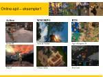 online spil eksempler1