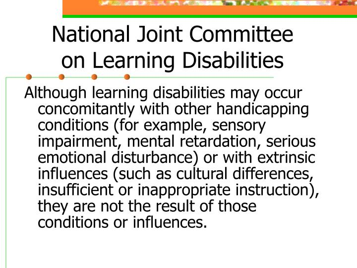 National Joint Committee