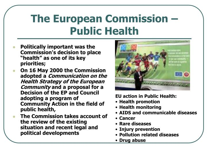 The European Commission –